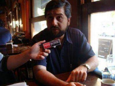 """Alejandro Carranza: """"No visualizamos un acuerdo con el radicalismo, y menos en La Plata"""""""
