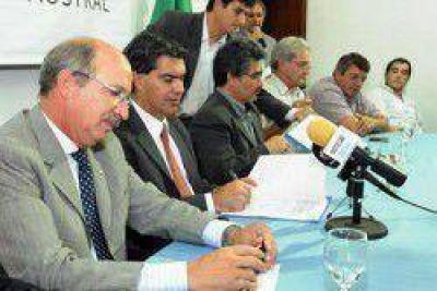 Firmaron convenio para el fortalecimiento de los Consorcios Rurales