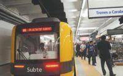 """Línea A: la Ciudad gastó 235 mil pesos para """"aromatizar"""" los nuevos vagones"""