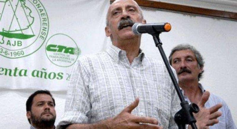 """Para Blasco, la propuesta de la Provincia, en tres cuotas, """"no sirve para nada"""""""