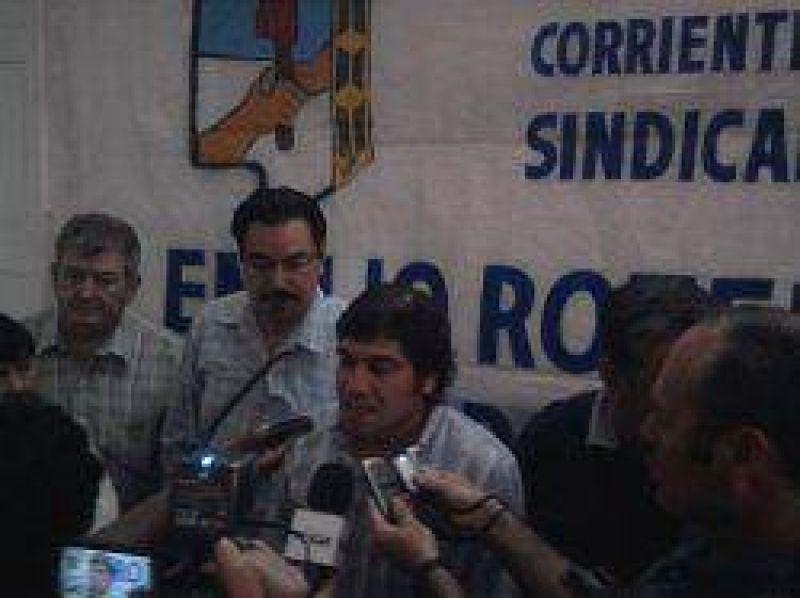 Alfiles de Moyano en Corrientes destacan la cercanía con el oficialismo provincial