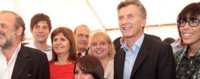 Macri, en Tandil con sus candidatos