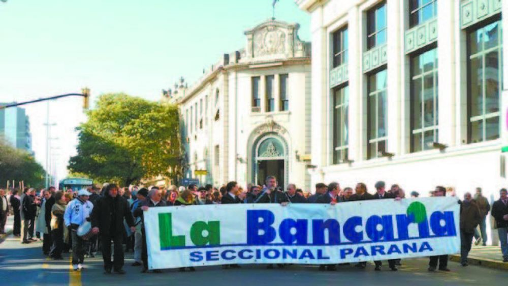 En Entre Ríos la actividad bancaria se desarrolla con normalidad