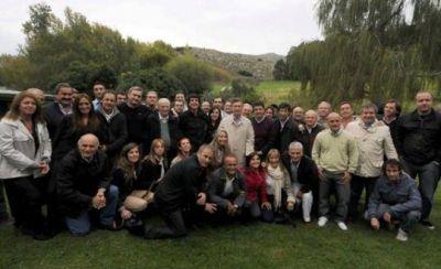 Gestiones pre-electorales: Vicente Gatica se reunió en Tandil con Mauricio Macri