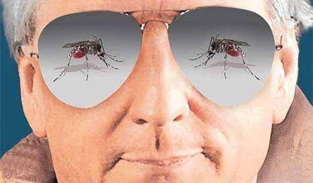 Ordenaron frenar el envío de dinero contra el dengue a provincias anti K