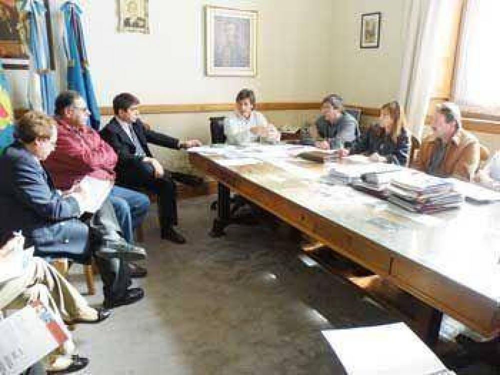 En Chivilcoy, no hay despidos masivos generados por la crisis  .
