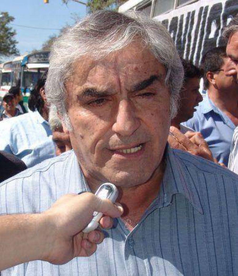 La UTA Chaco espera que el paro no se generalice