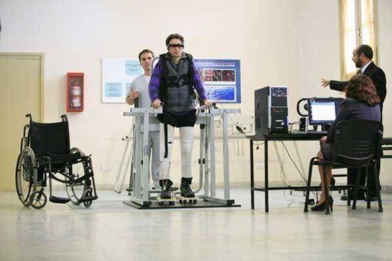 Abren el primer laboratorio de rehabilitación  made in  Argentina
