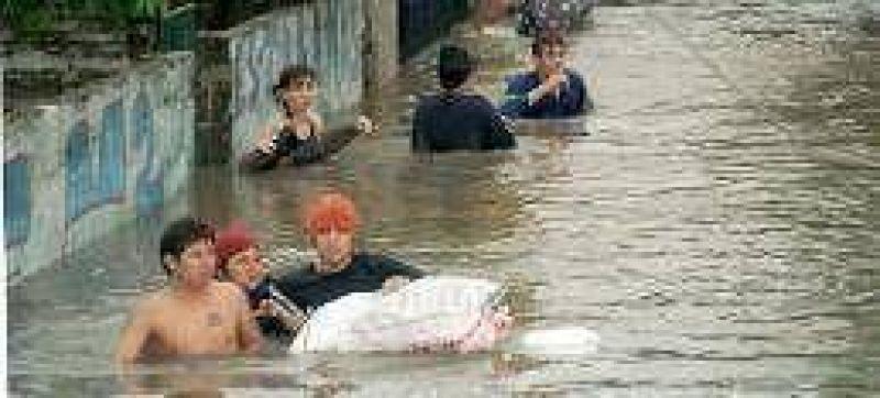 Polémica tras el anuncio de pagar a sólo parte de los inundados de 2003