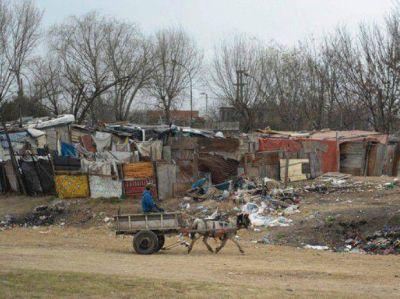 Cerca de 180 mil personas residen en asentamientos irregulares