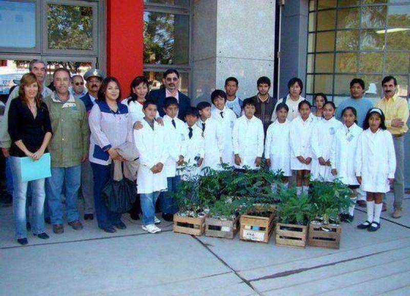 Concientizar en las escuelas el cuidado del medio ambiente