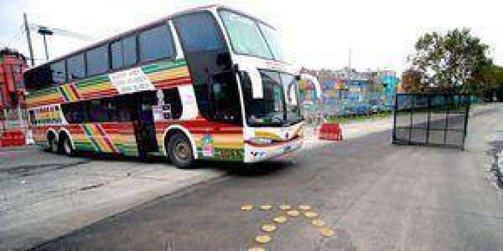 Transporte: No hubo acuerdo y sigue el paro