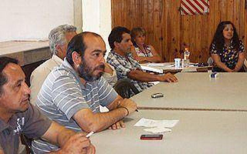 Municipales volverán a reunirse hoy con el Ejecutivo