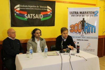 El Sindicato Argentino de Televisión suma su apoyo a la lucha contra el cáncer