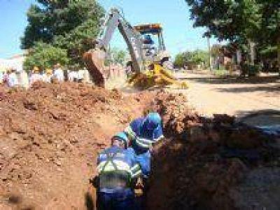 Quedó inaugurada la obra de refacción del puente subterráneo de la avenida Entre Ríos