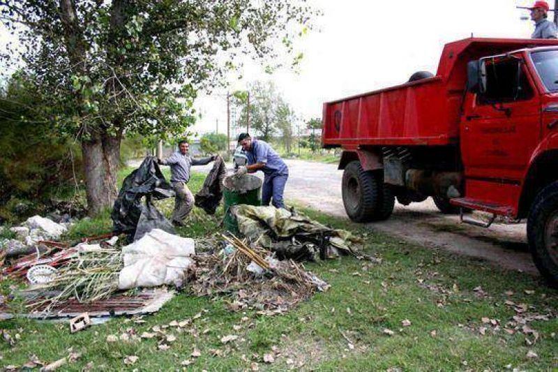 En toda la ciudad: Siguen las tareas de prevención del dengue