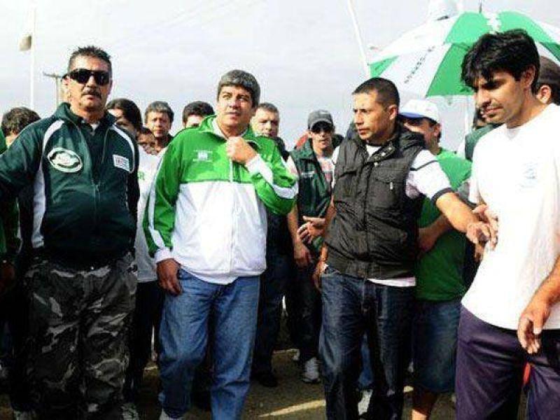 """Camioneros tildó a Tomada de """"traidor"""""""