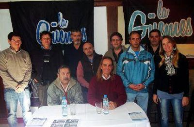 Presentaron la Mesa Gremial de La Guemes Mar del Plata