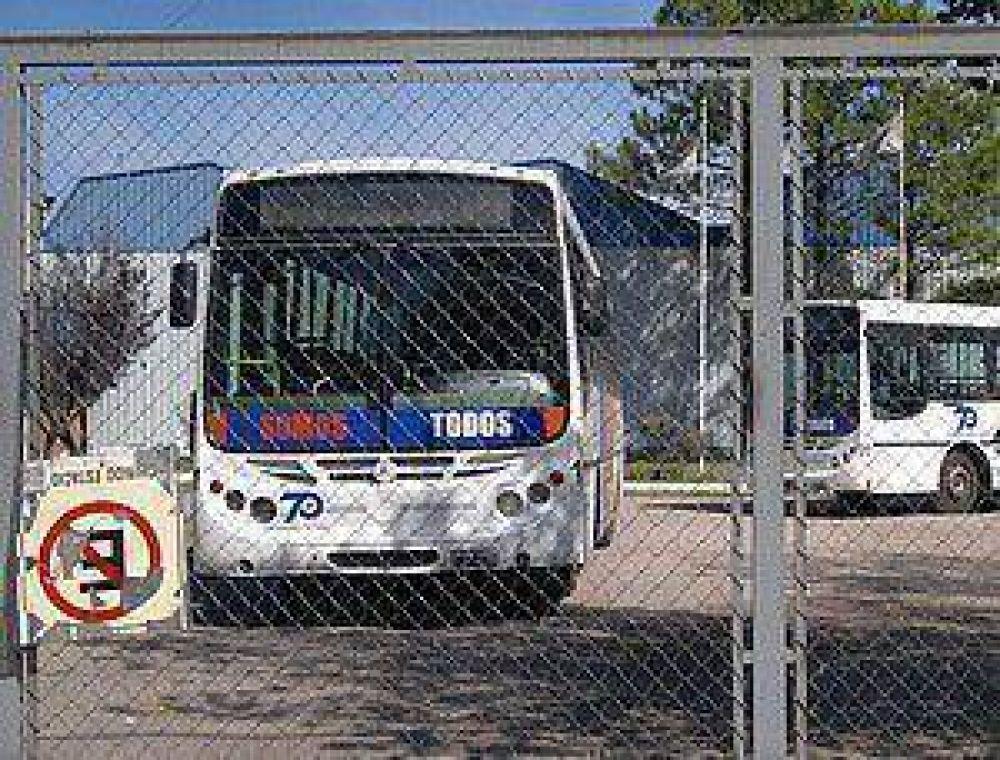 Transporte: se destraban los conflictos laborales en Villa Mercedes y la Capital