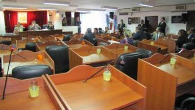Polémico inicio de las sesiones en la Cámara de Diputados