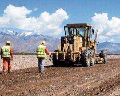 Repavimentarán la ruta 149 que atraviesa Barreal