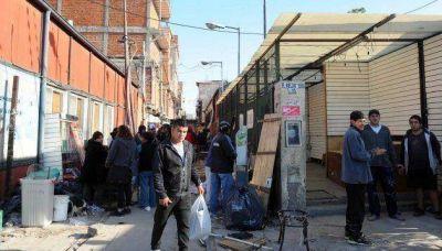 Prohíben la Saladita del barrio de Retiro
