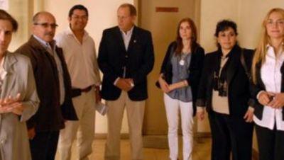 El FCS pidió que se investigue la denuncia de Miriam Quiroga