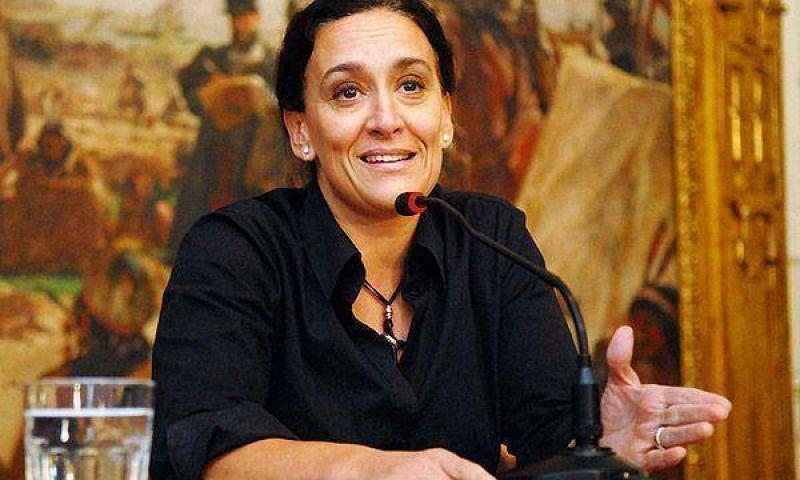 La Legislatura porteña aceptó renuncia de Gabriela Michetti
