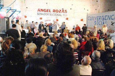 Rozas prometi� votar �lo que sea mejor para el pueblo del Chaco�
