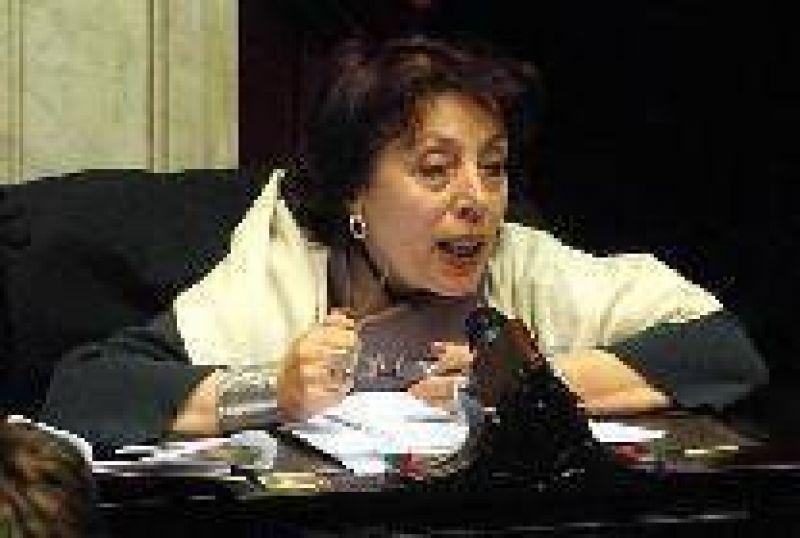 Juecista autónoma Morandini, la oferta del ARI a Juez