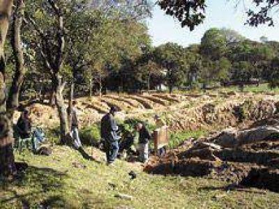 Buscan restos de desaparecidos en Paraguay