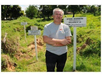 Paraguay: investigan si restos hallados en fosa común pertenecen a médico secuestrado en Paraná