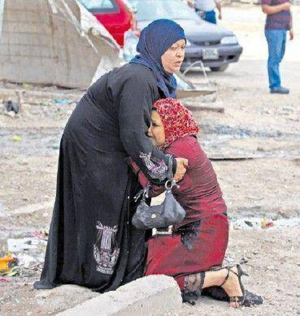 Irak vivió su peor día de violencia en más de un año
