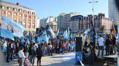 """Jornada solidaria de """"Más Patria es más Cristina"""""""