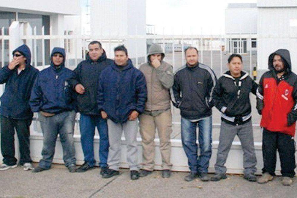 Marineros de la ex Vieira iniciarán bloqueo de la planta