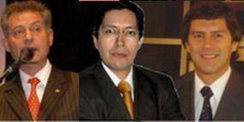 El peronismo llevar�a 3 candidatos a diputados nacionales.