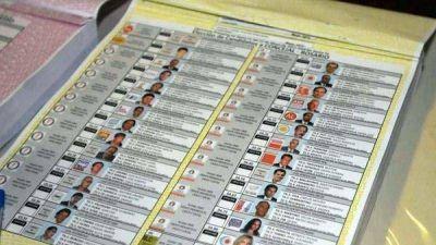 Martini duda que se implemente la boleta única en elecciones de septiembre