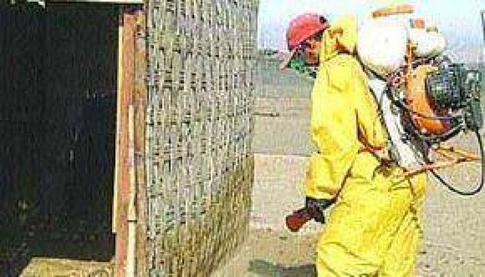 Profesionales de Salud reafirman que en Orán hay 10 mil casos de dengue