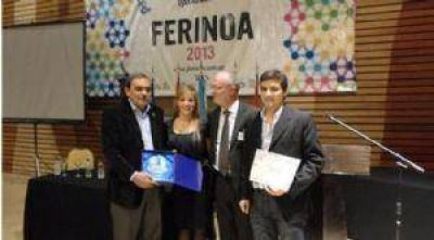 Premio en la Ferinoa 2013