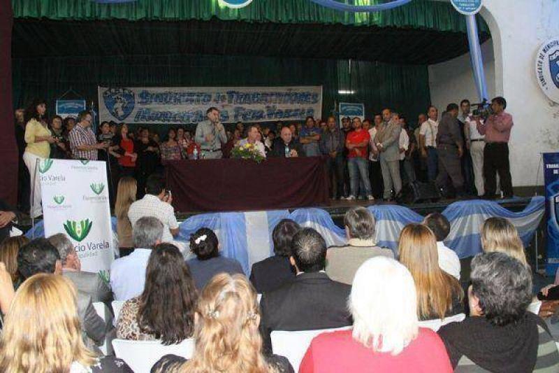 Asumieron las nuevas autoridades del Sindicato de Trabajadores Municipales