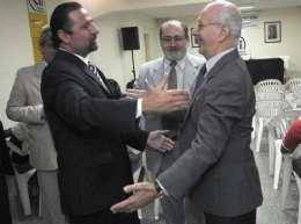 El ex vicegobernador quiere la alianza con Cano aun sin la UCR