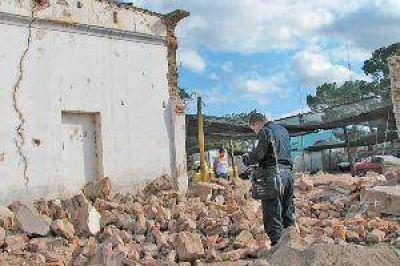 Obrero de la construcción friense falleció al ser aplastado por una pared