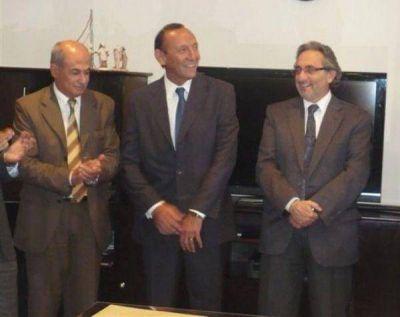 Fernando Rosenbluth asumió la presidencia de Agua de los Andes