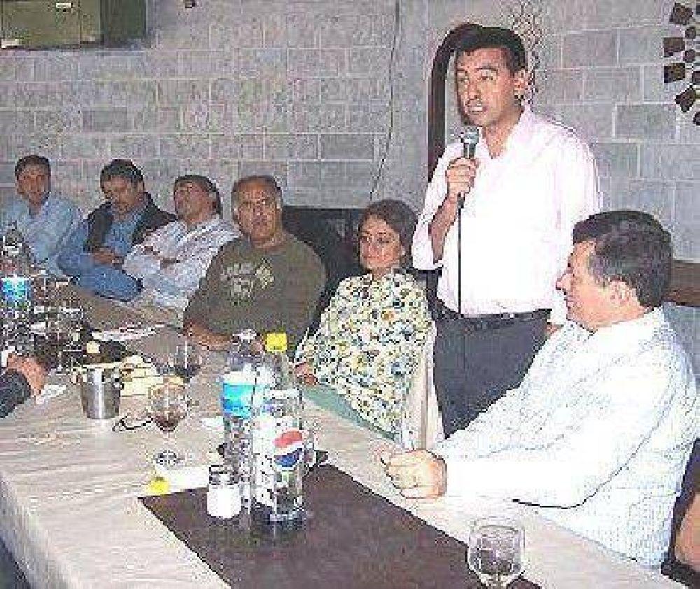 Se reunió la Mesa de Conducción del FJPV