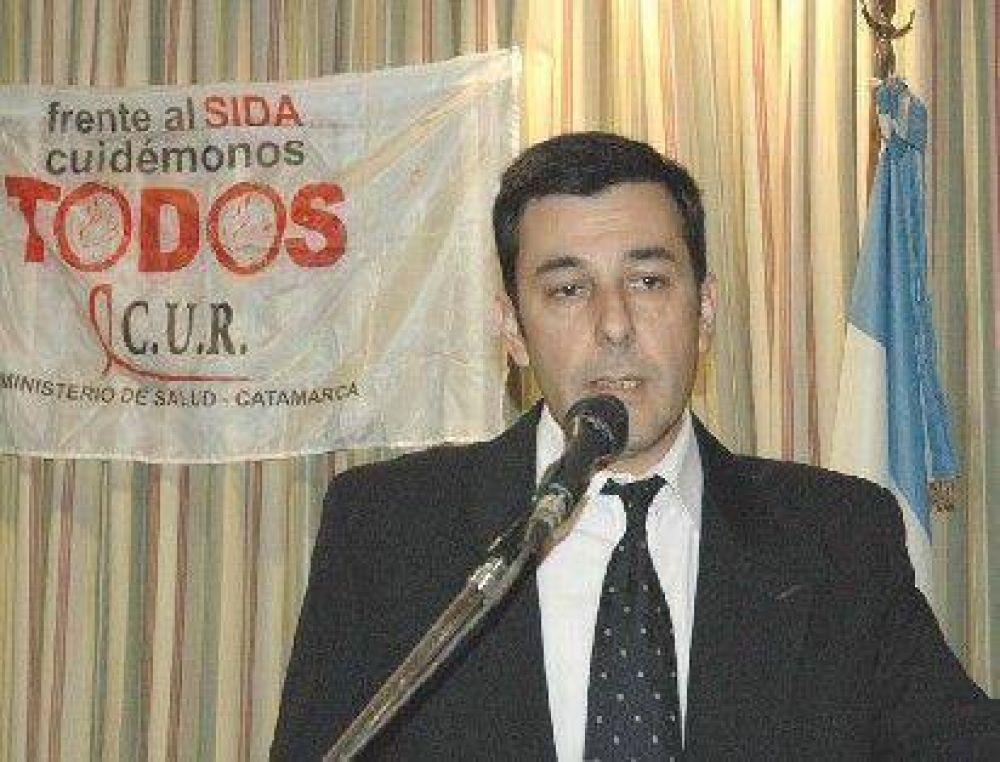 El ministro de Salud desmintió discriminación de Ocaña