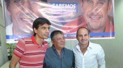 Hugo Moyano inaugura la casa de su partido político en San Justo
