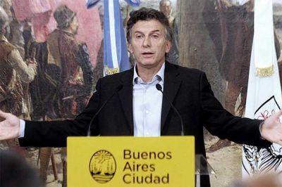 """Macri: este decreto es para """"la protección de la libertad de prensa y expresión"""""""