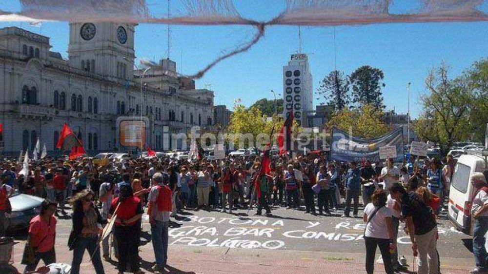 Agmer Paraná se movilizará a la Casa de Gobierno