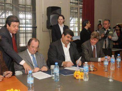 La Universidad de Congreso se suma con sus carreras al futuro Campus Universitario de la zona Este