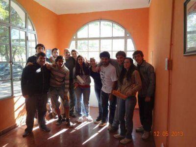 La Juventud Radical de Dolores sigue trabajando
